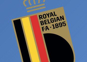 Nuevo escudo de la selección de Bélgica | Imagen Royal Belgian FA