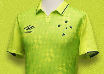 Tercera camiseta Umbro del Cruzeiro 2019/20 | Imagen Web Oficial