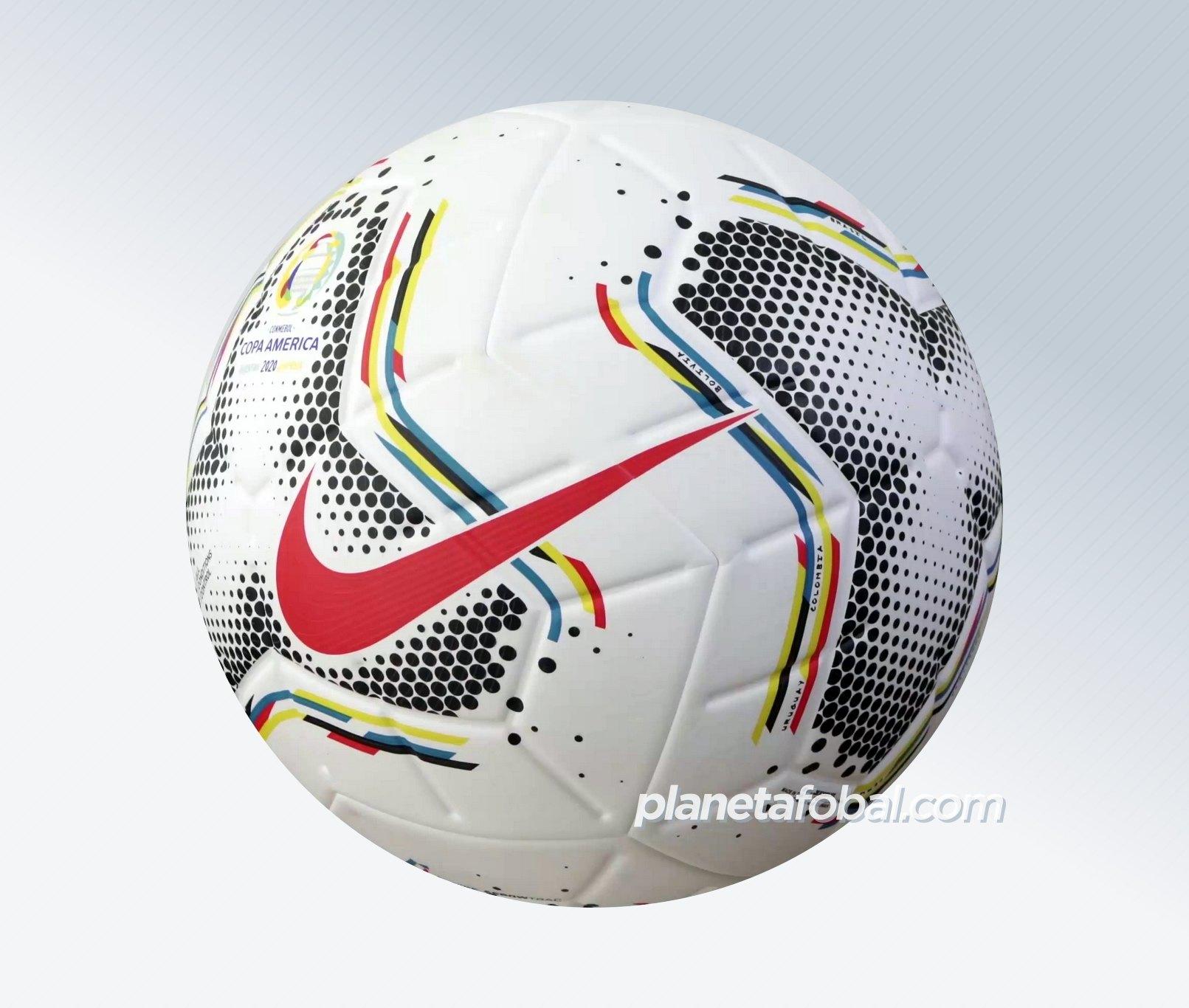 Balón Nike Merlin Copa América 2020 | Imagen CONMEBOL