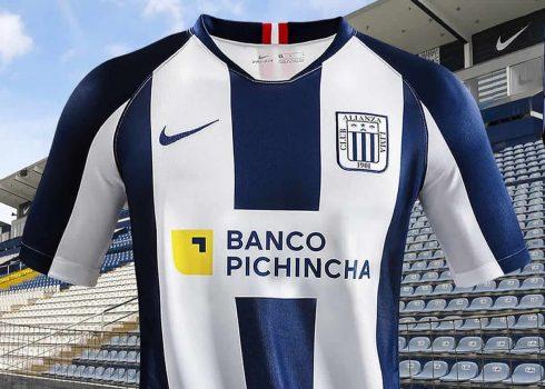 Camiseta Nike de Alianza Lima 2020 | Imagen Instagram Oficial
