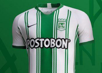 Camiseta local Nike de Atlético Nacional 2020 | Imagen Web Oficial