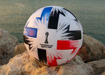 Balón Adidas del Mundial de Clubes 2019 | Imagen FIFA