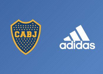Boca oficializa su contrato con Adidas