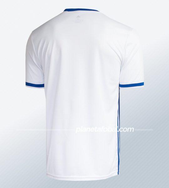 Camiseta suplente del Cruzeiro 2020 | Imagen Adidas