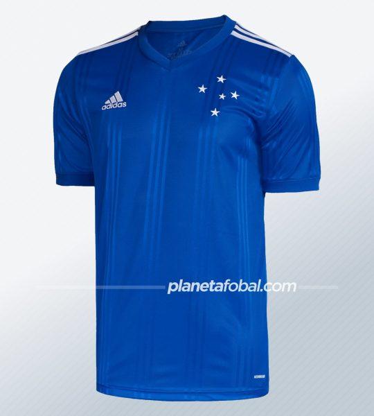 Camiseta titular del Cruzeiro 2020 | Imagen Adidas