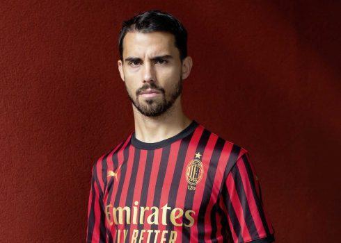 Camiseta del AC Milan por sus 120 años | Imagen Puma