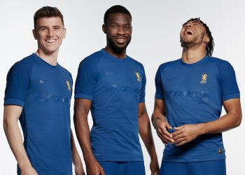 "Camiseta del Chelsea ""50 Years"" FA Cup 1970 