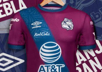 Tercera jersey del Club Puebla 2020 | Imagen Umbro