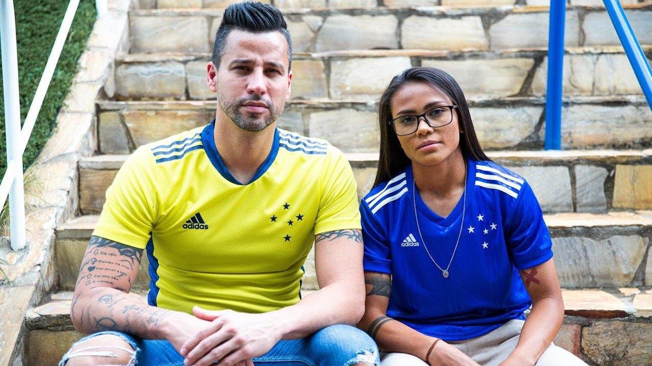 Camisetas Adidas del Cruzeiro 2020 | Imagen Web Oficial