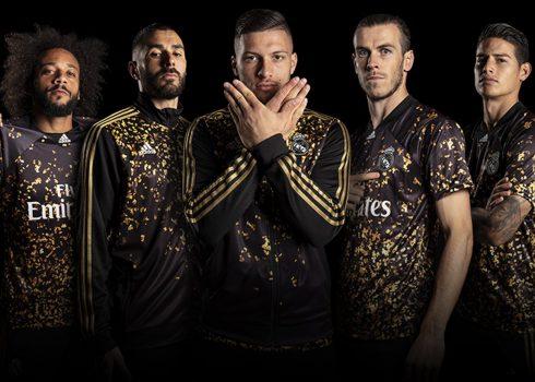 Camiseta del Real Madrid x EA Sports 2019 | Imagen Adidas