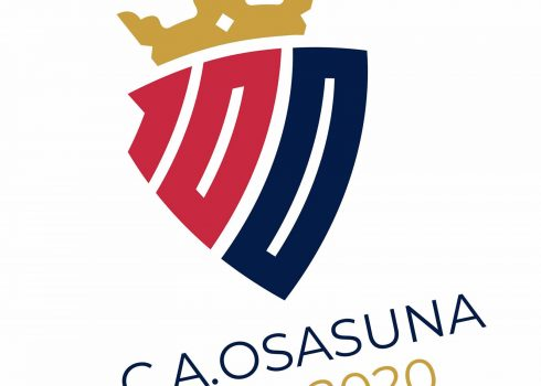 Osasuna develó su logo por su Centenario | Imagen Web Oficial