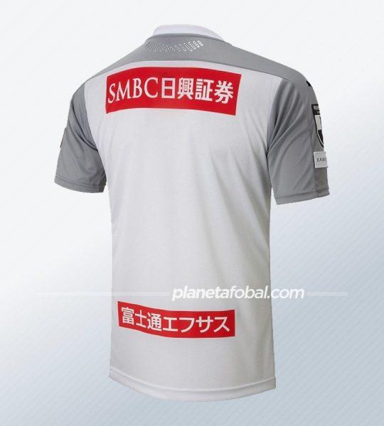 Camiseta suplente Puma del Kawasaki Frontale 2020 | Imagen Web Oficial
