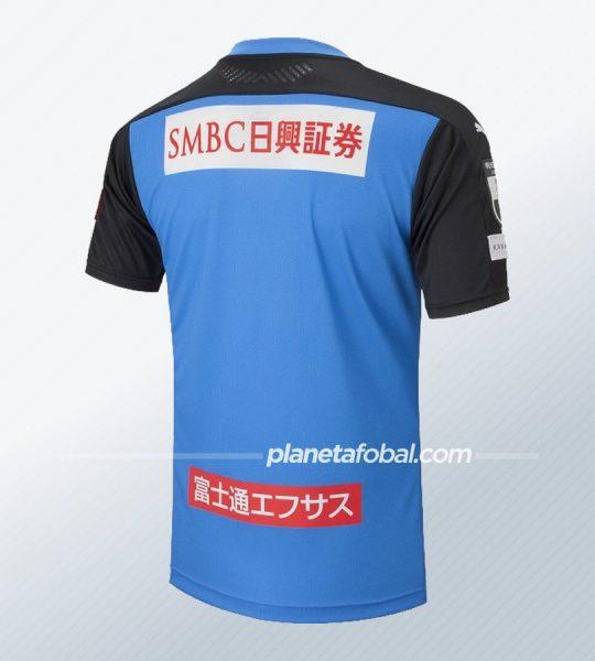 Camiseta titular Puma del Kawasaki Frontale 2020 | Imagen Web Oficial