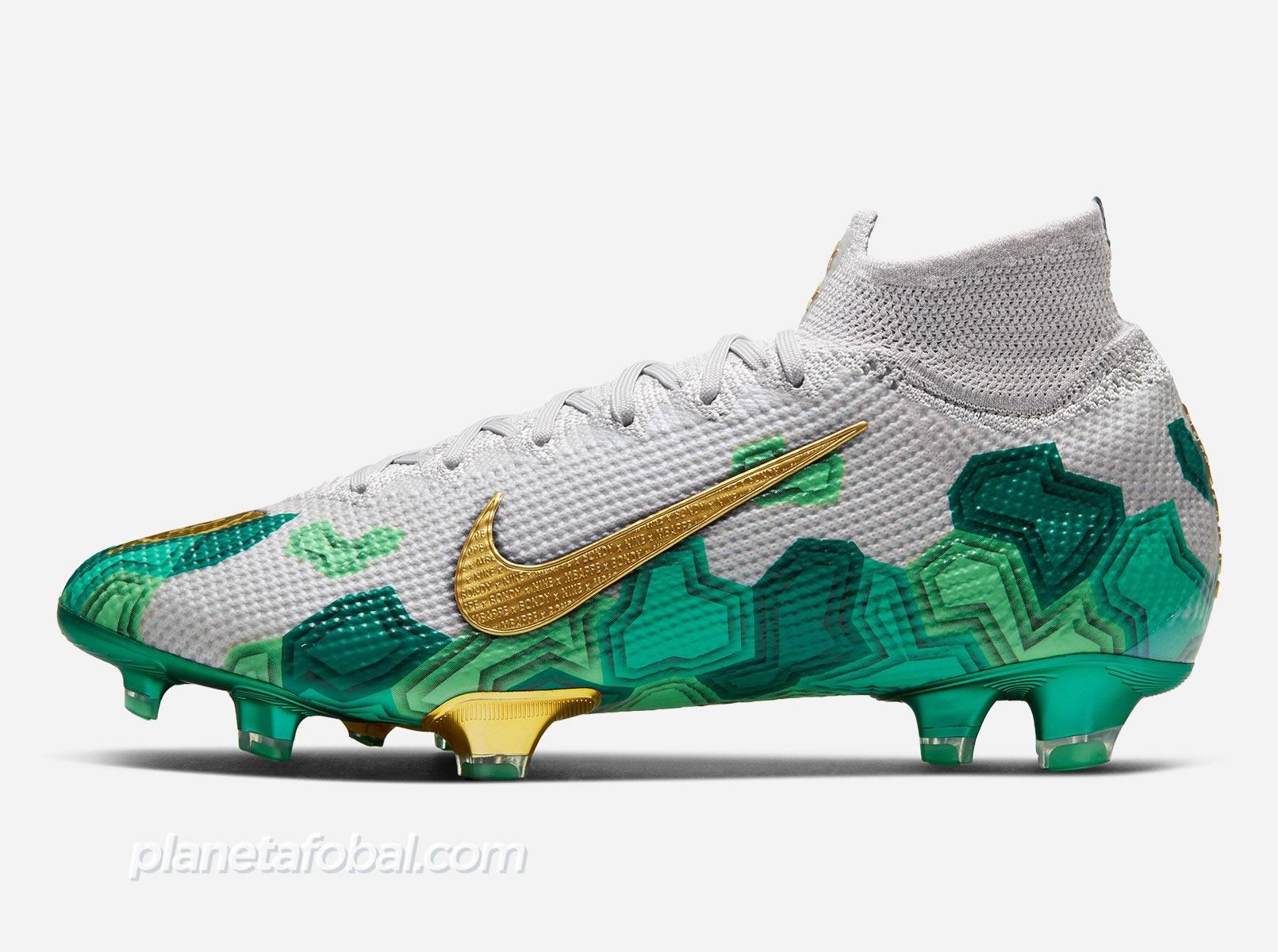 calidad autentica Amazonas bajo precio Botines Nike Mercurial Bondy Dreams de Kylian Mbappé