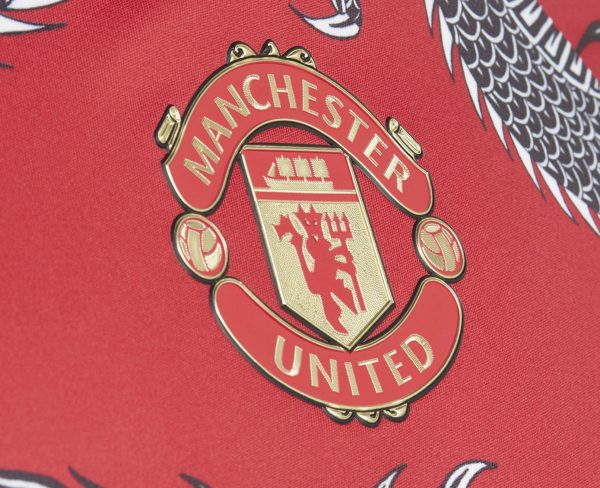 "Camiseta del Manchester United ""Chinese New Year"" 2020 