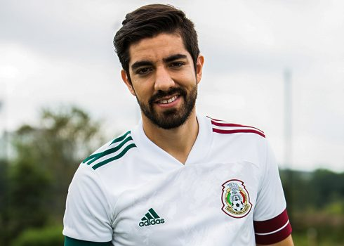 Camiseta suplente Adidas de México 2020/2021 | Imagen Twitter Oficial