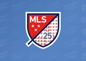La MLS presenta el logo por la 25 temporada | Imagen Web Oficial
