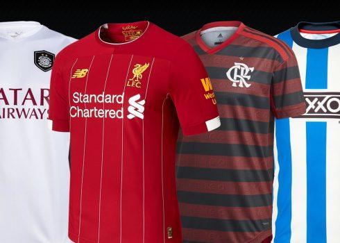 Camisetas del Mundial de Clubes 2019
