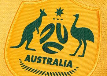 Nuevo escudo de la selección de Australia | Imagen Hulsbosch
