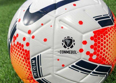 Balón Nike Merlín Copa Libertadores 2020   Imagen Twitter Oficial