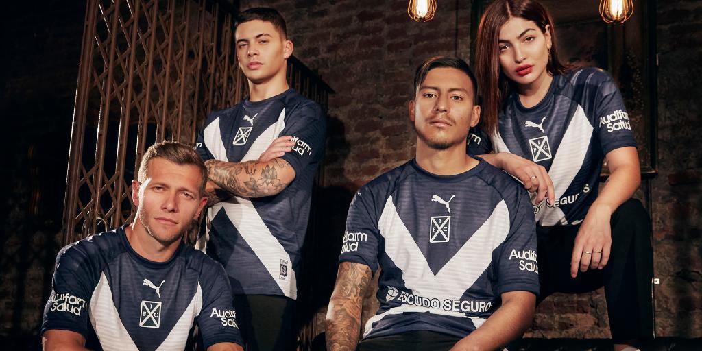 Tercera camiseta de Independiente 2020 | Imagen Puma