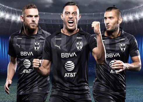 Tercera camiseta Puma del Monterrey 2020 | Imagen Web Oficial