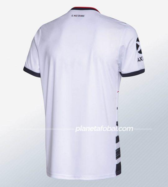 Camiseta alternativa Adidas de River 2020 | Imagen Web Oficial