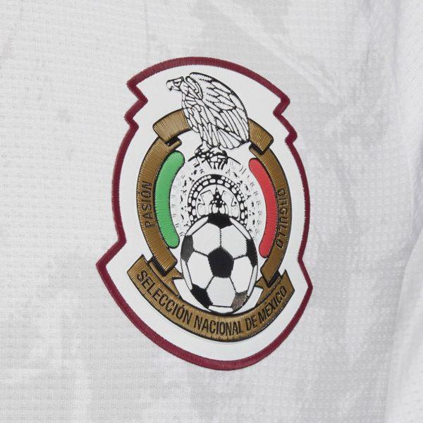 Camiseta suplente de México 2020/2021 | Imagen Adidas