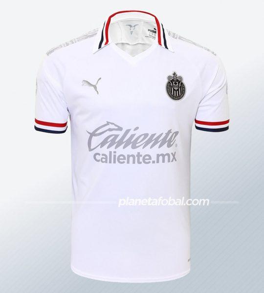 Tercera camiseta Puma de las Chivas de Guadalajara 2020 | Imagen Web Oficial