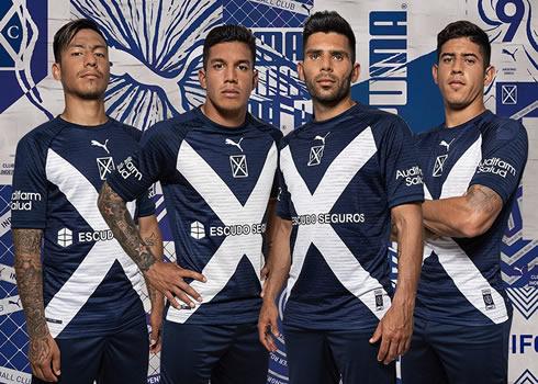 Tercera camiseta Puma de Independiente 2020 | Imagen Web Oficial