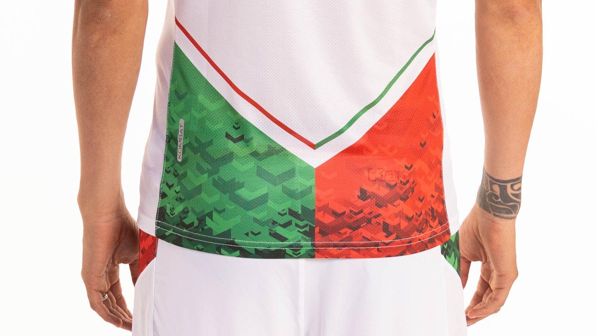 Camiseta italiana Kappa de Vélez Sarsfield 2020 | Imagen Twitter Oficial