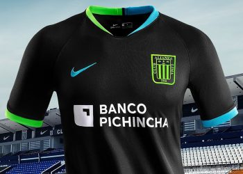 Camiseta alterna Nike de Alianza Lima 2020 | Imagen Twitter Oficial