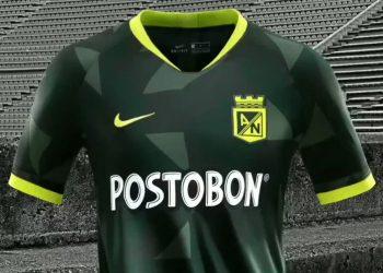 Camiseta suplente Nike de Atlético Nacional 2020 | Imagen Web Oficial