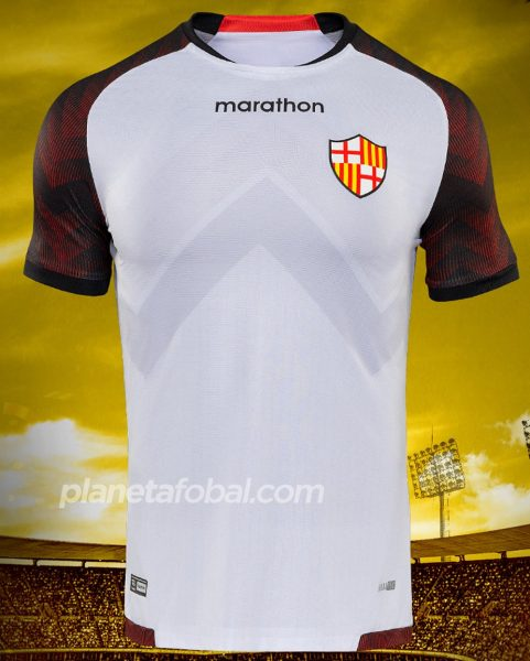 Camiseta alterna del Barcelona SC 2020 | Imagen Marathon