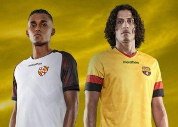 Camisetas del Barcelona SC 2020 | Imagen Marathon