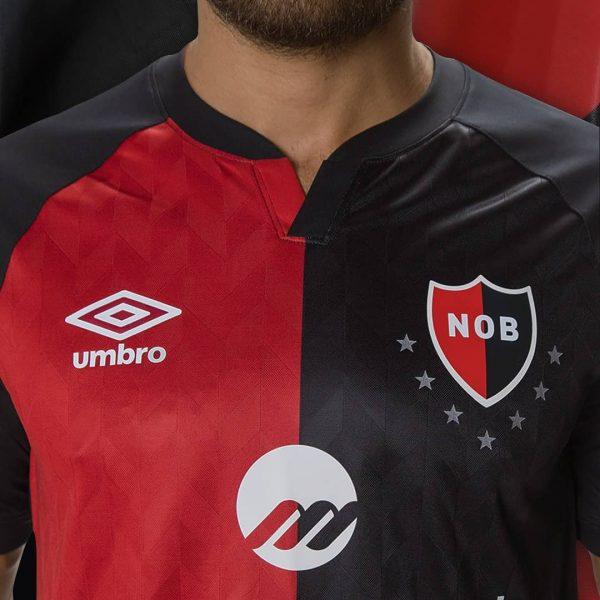 Camiseta Umbro de Newell's 2020 | Imagen Web Oficial