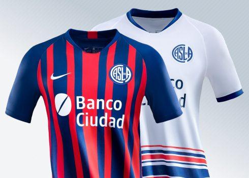 Camisetas Nike de San Lorenzo 2020 | Imágenes Web Oficial