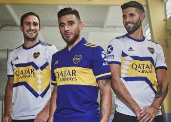 Nuevas camisetas Adidas de Boca 2020 | Imagen Twitter Oficial