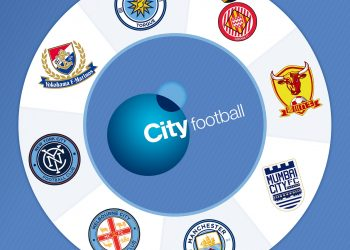 Los equipos que integran el City Football Group (CFG)