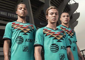 Tercera camiseta Nike del Club América 2020 | Imagen Twitter Oficial
