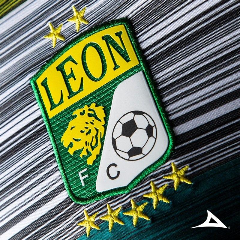 Tercera Camiseta Pirma del Club León 2020 | Imagen Twitter Oficial