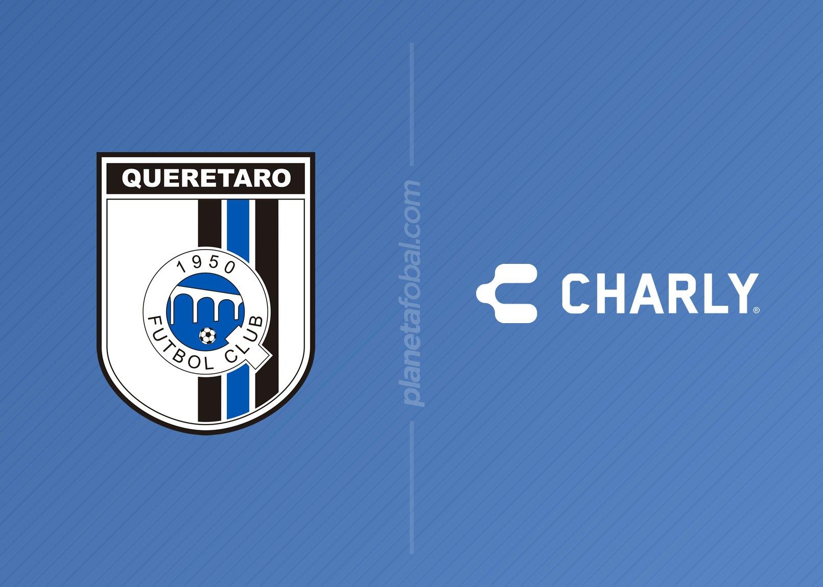 El Club Querétaro anuncia contrato con Charly Fútbol