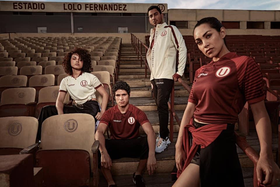 Camisetas de Universitario 2020 | Imagen Instagram Oficial