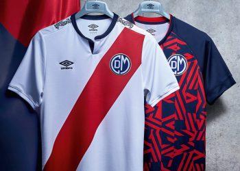 Camisetas 2020 del Deportivo Municipal 2020 | Imagen Umbro