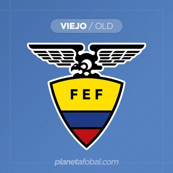 Escudo anterior de la FEF | Imagen Web Oficial
