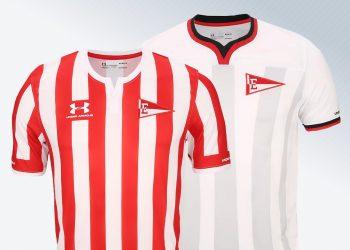 Camisetas Under Armour 2020 de Estudiantes de La Plata | Imagen Web Oficial