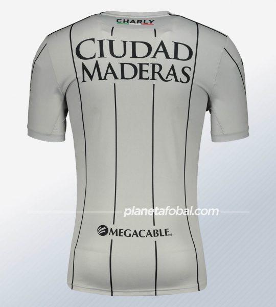 Camiseta visitante del Club Querétaro Clausura 2020 | Imagen Charly