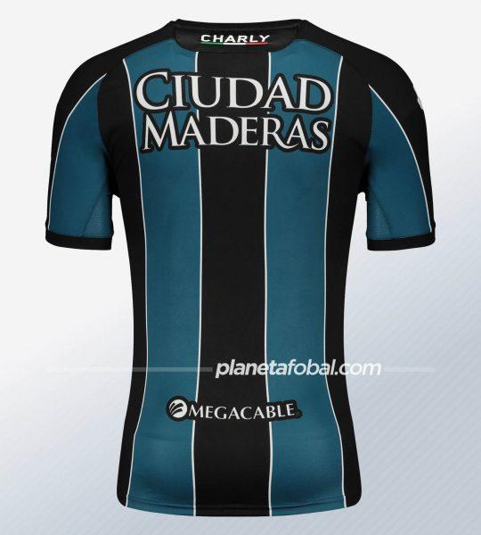 Camiseta local del Club Querétaro Clausura 2020 | Imagen Charly
