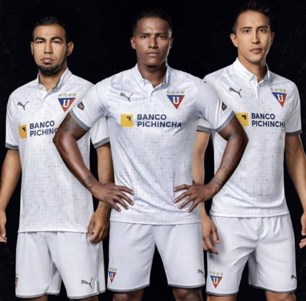 Camiseta local Puma de la Liga de Quito 2020 | Imagen Marathon