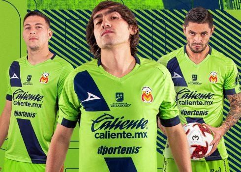 Tercera camiseta Pirma de los Monarcas Morelia 2020 | Imagen Twitter Oficial